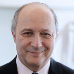 Laurant Fabius, Ministre des Affaires Etrangères