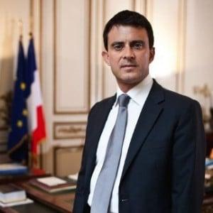 Manuel Valls Ministre de l'intérieur