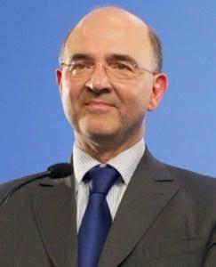 Pierre Moscovici, ministre economie et des finances